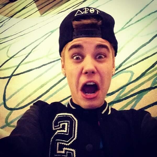 Justin Bieber a beaucoup d'auto-dérison