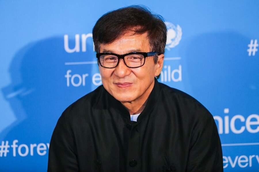 Tout comme Jackie Chan
