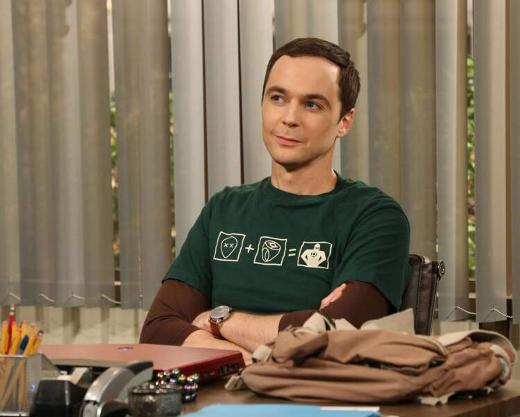 ... Jim Parsons de The Big Bang Theory
