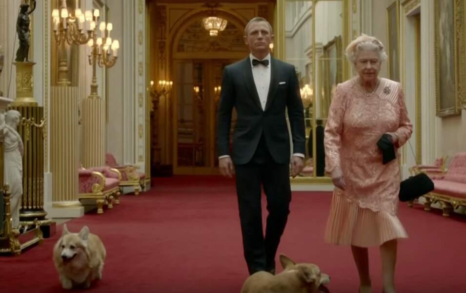 On devient même une James Bond Girl !