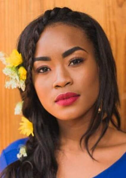 Miss Haiti : Stephanie Morency