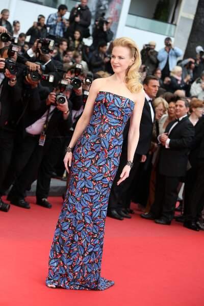 Nicole Kidman, la robe fourreau lui va si bien