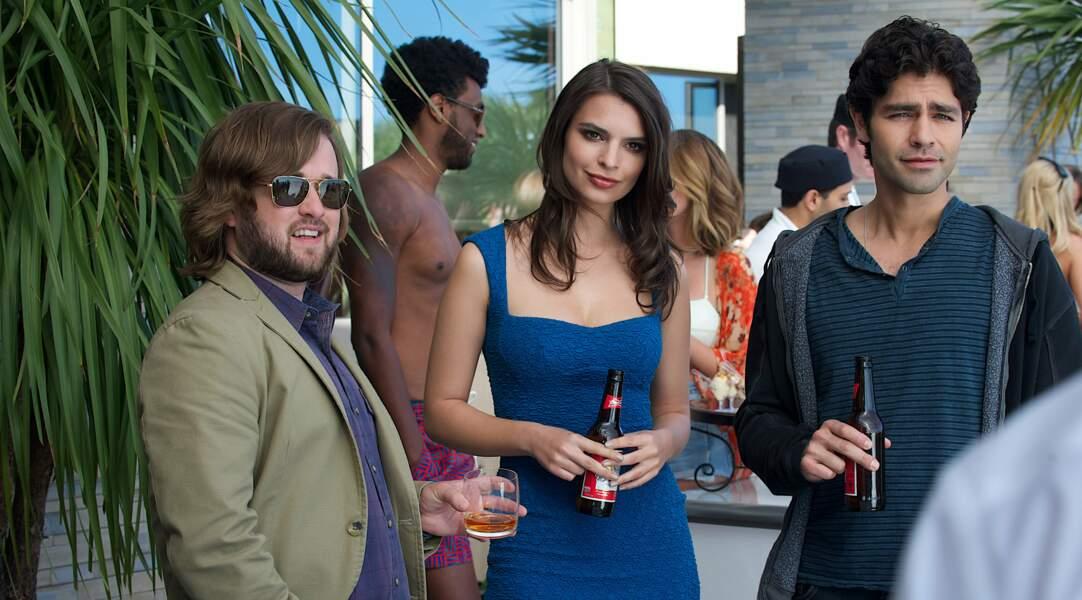 Elle fait aussi une courte apparition dans Entourage, le film adapté de la série du même nom