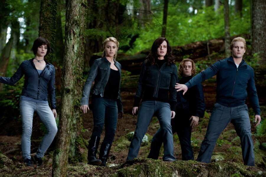 Les Cullen ne se nourissent que de sang animal