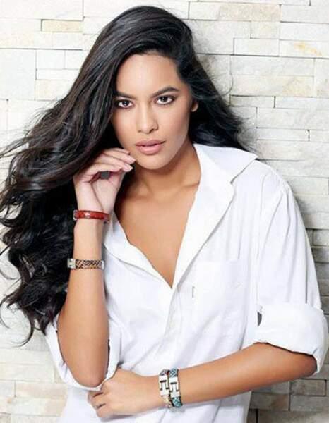 Camilla Barraza, Miss Kosovo
