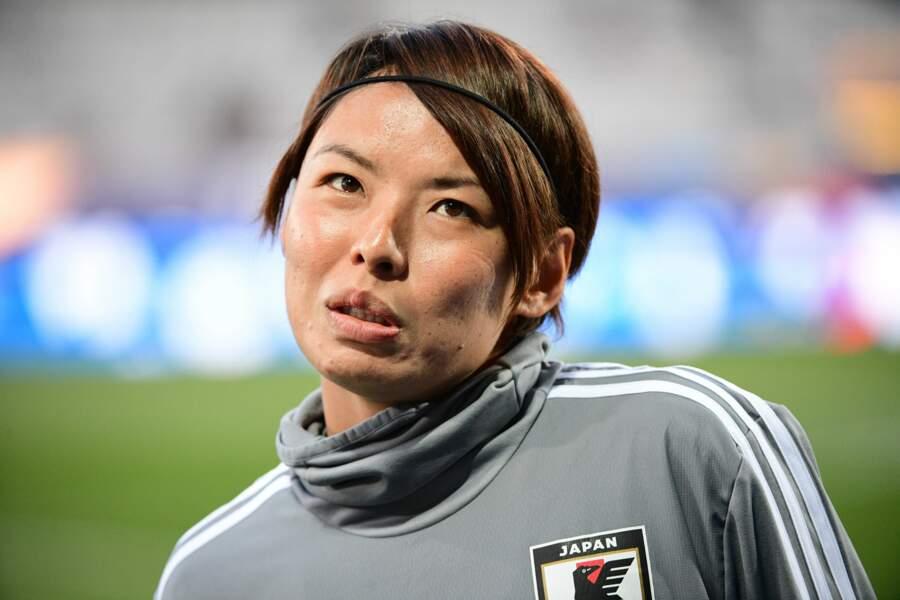 La Japonaise Saki Kumagai, championne du monde 2011