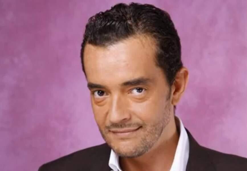 Stéphane Slima (Sous le soleil) décédé le 26 août 2012.