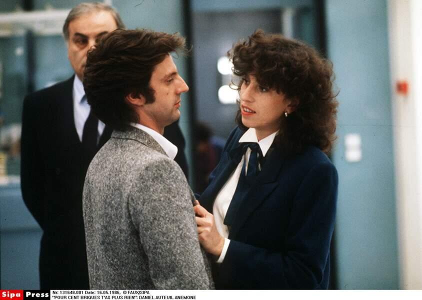 Pour cent briques t'as plus rien, avec Daniel Auteuil (1982)
