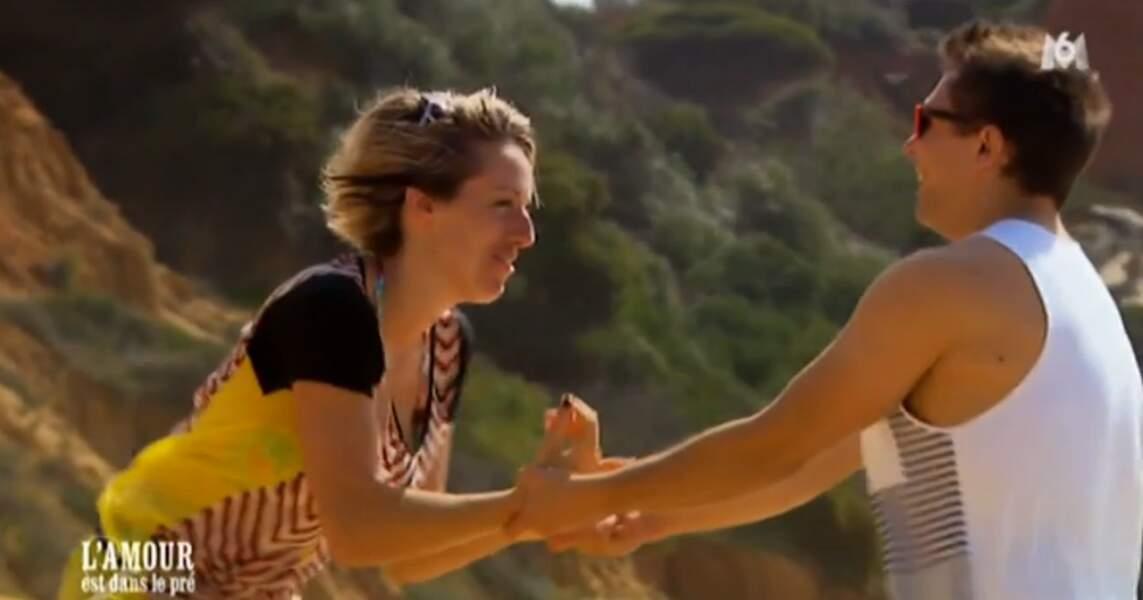 Claire et Adrien, passion rayures