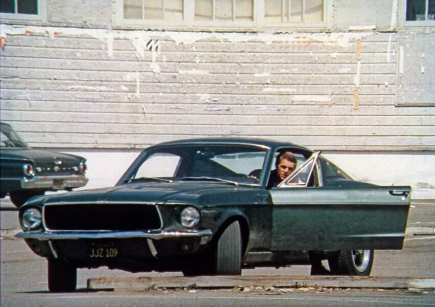 La Ford Mustang de Bullitt