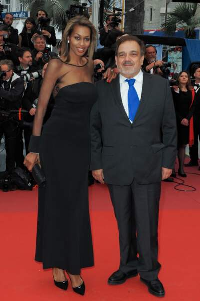 Didier Bourdon et Marie Sandra Badini