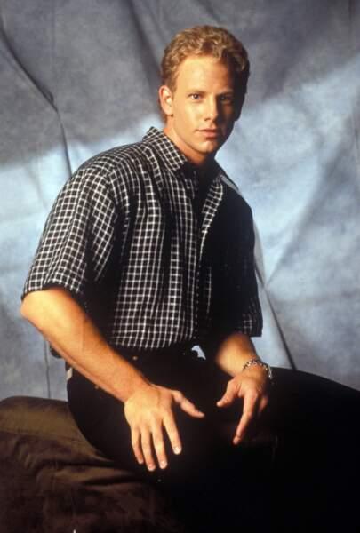 Ian Ziering alias Steve Sanders, le bon copain de Beverly Hills