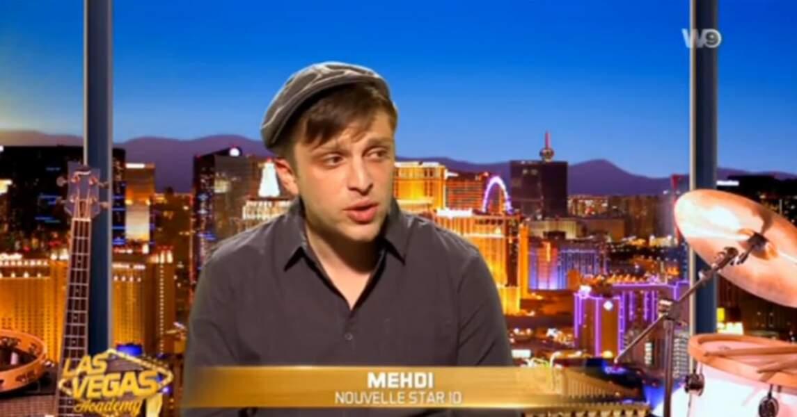 Peut-être préférez-vous celui, beaucoup plus sobre, de Mehdi ? Il a un petit côté gavroche !
