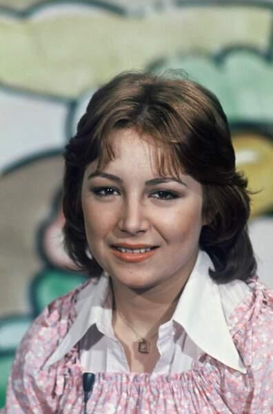 """En 1977, Marie Myriam représente la France avec """"L'Oiseau et l'Enfant"""""""
