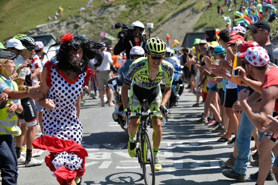Un Tour de France très olé olé