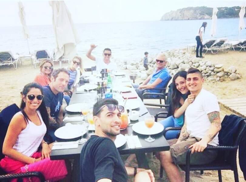 Après Vegas, Marco Verratti prend du bon temps à Ibiza #àlacool