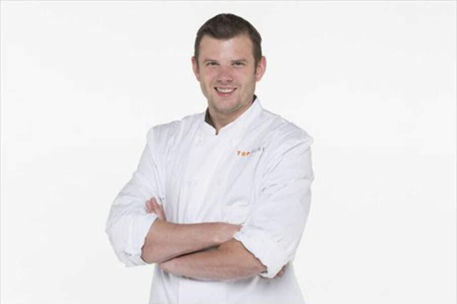 Jean-Philippe Watteyne (Mons, Belgique) 33 ans