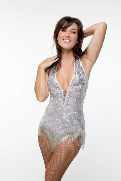 La comédienne Elsa Esnoult sublime dans sa robe de danseuse