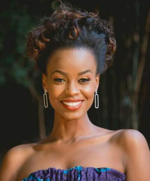 Miss Kenya, Evelyn Njambi THUNGU