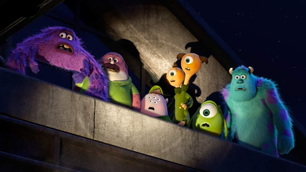 Monstres Academy est le premier prequel d'un film des studios Pixar.