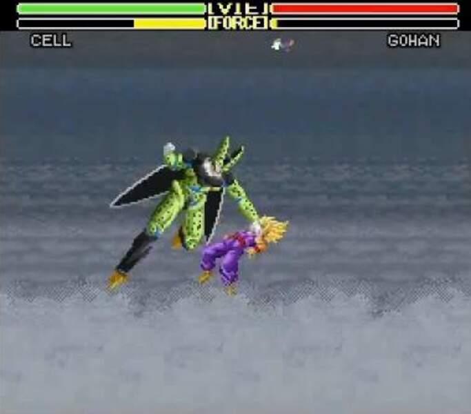 Dragon Ball Z : La Légende Saien (Super Butōden 2) (1993 - Super Nintendo)