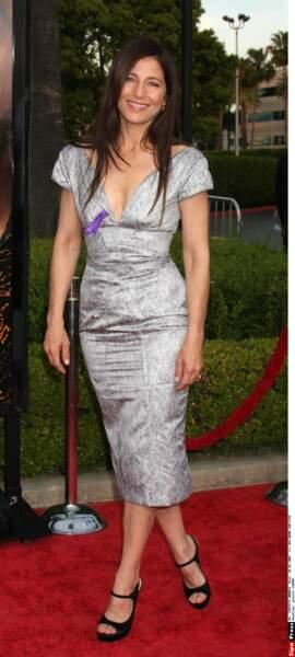 """Son idylle avec Catherine Keener (2008-2009) aurait débuté au """"Green Door"""" restaurant à Los Angeles"""