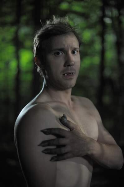 Le deuxième loup-garou de Being Human : Josh, joué par l'acteur Sam Huntington.