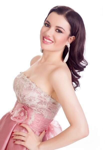 Kristina Georgieva, Miss Bulgarie 2014