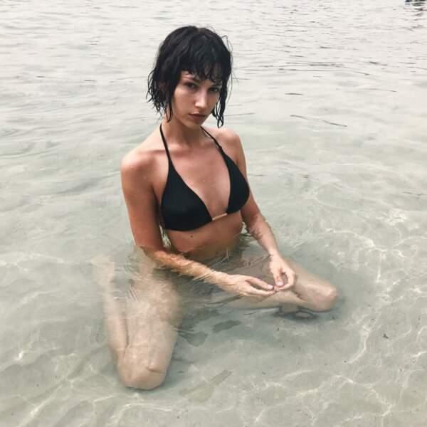 Au début de la saison 3, Úrsula Corberó imagine bien Tokyo s'ennuyant sur une plage et avoir besoin d'action