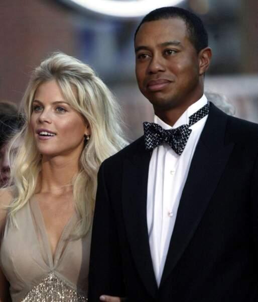 """120 maîtresses pour Tiger Woods ? Oui, le golfeur l'avoue : """"J'ai été infidèle. J'ai eu des aventures""""."""