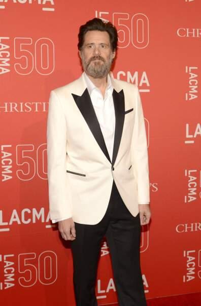 Jim Carrey avant de prendre quelques années...