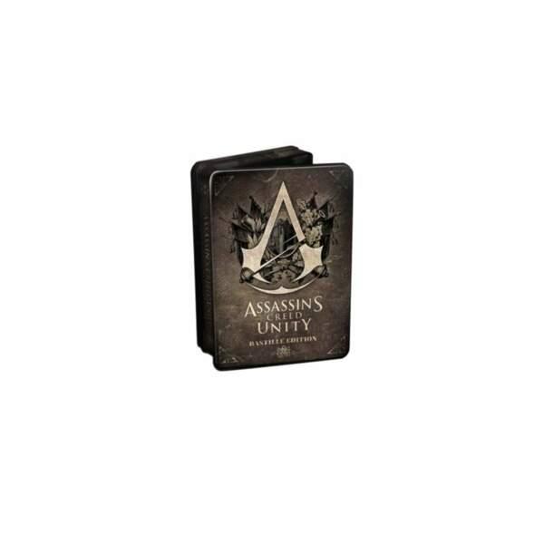 C'est LE jeu vidéo de Noël : Assassins Creed Unity pour PS4