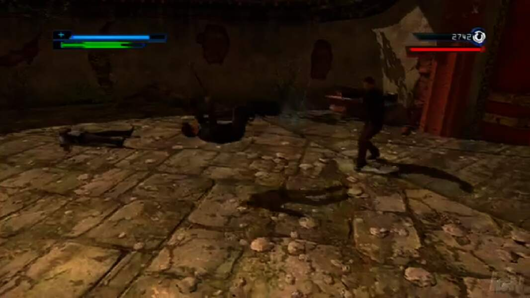 2008 - Jumper : Griffin's Story (PlayStation 2, Xbox 360 et Wii)