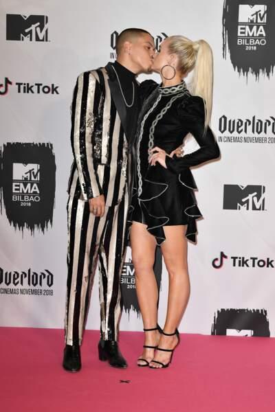 Ashlee Simpson et Evan Ross s'aiment et veulent que cela se sache !