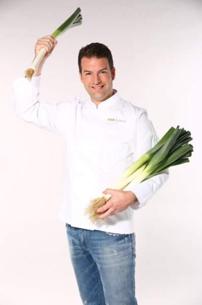 Jean-Hedern HURSTEL, candidat de Top Chef 5