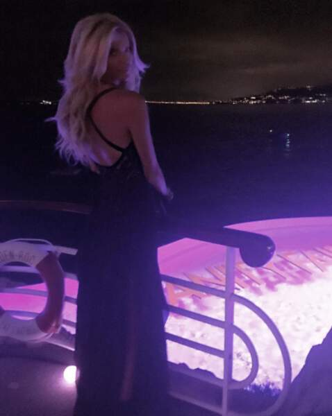 Victoria Silvstedt, belle de nuit