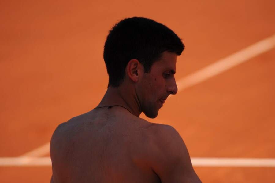 D'ailleurs Novak Djokovic a fait les frais des missiles envoyés par Nadal.