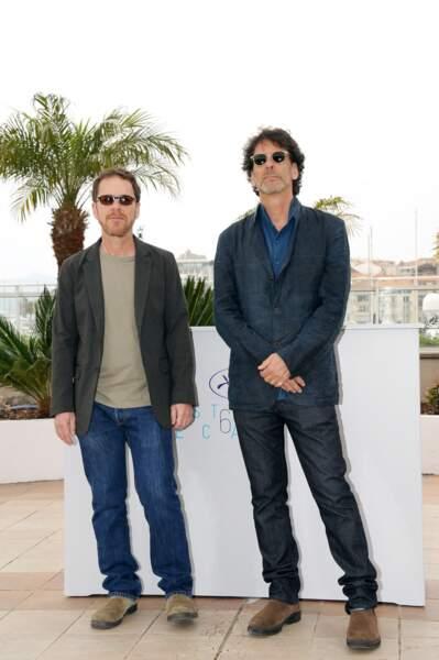 Joel et Ethan Coen, messieurs les Présidents du jury de ce 68è Festival de Cannes