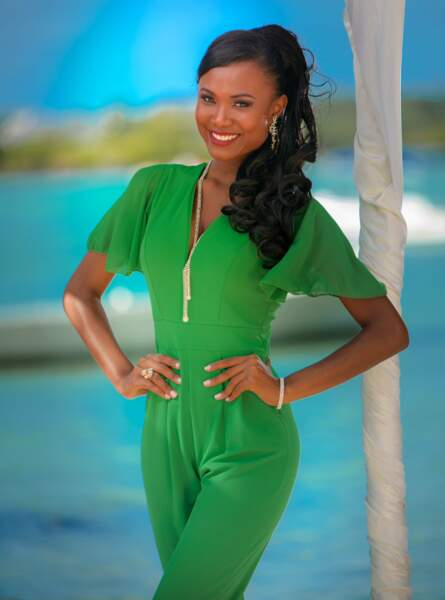 Miss Ile Maurice : Anne Murielle Ravina
