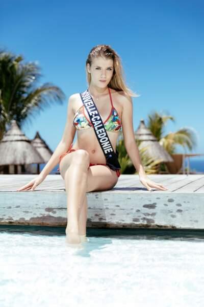Miss Nouvelle-Calédonie, Andréa Lux