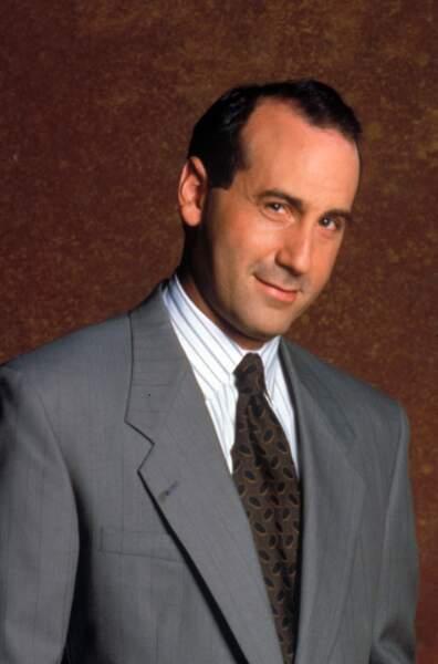 James Eckhouse, alias Jim Walsh, le père de Brenda et Brandon dans Beverly Hills