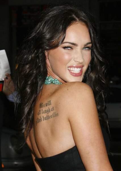 Megan Fox est apparue dans plusieurs épisode de New Girl en remplacement de Zooey Deschanel.