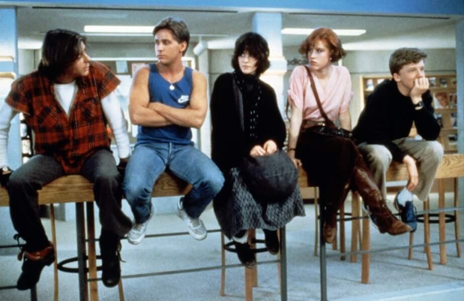 27- Beakfast Club (1985) de John Hughes