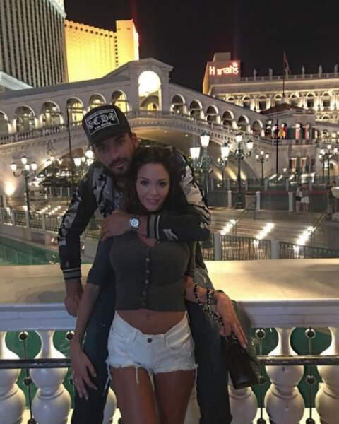 Après quelques jours à Rio, Nabilla et Thomas Vergara se sont envolés vers Las Vegas.