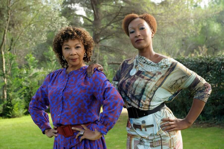 Douala et sa maman sorcière, Touty. Telle mère, telle fille.