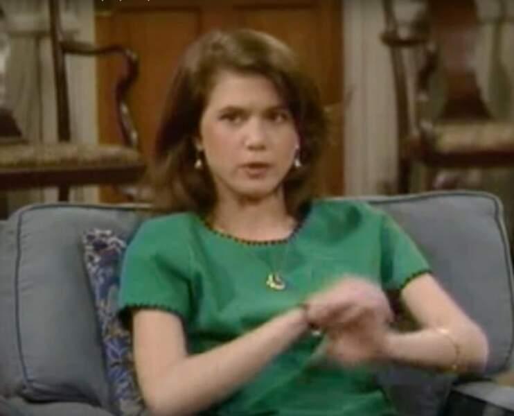Tracey Gold jouait le rôle de Chelsea Seaver