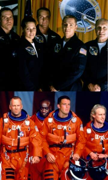 Deep Impact / Armageddon (1998)