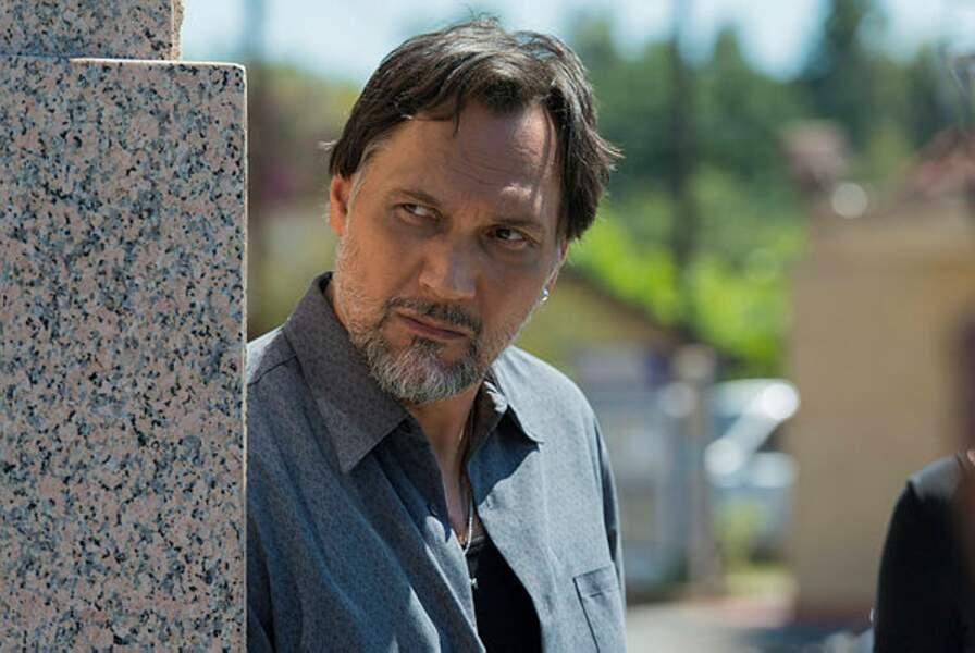 Jimmy Smits (Nero Padilla) est un vétéran du petit écran...