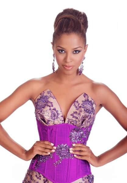 Laurien Angelista, Miss Curaçao 2014