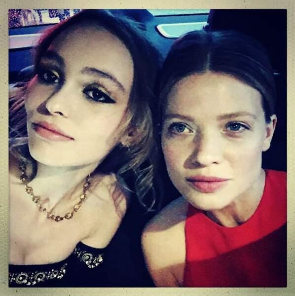 Dont Lily-Rose Depp, la fille de Johnny et Vanessa